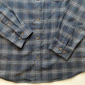 O'Neill Shirts - O'neill Redmond Plaid Button Down Flannel Shirt